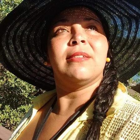 Problema hormonal motivou a decisão de Michele imagem: Arquivo pessoal