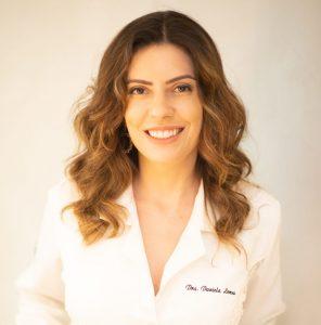Dra. Daniela Lemes, médica dermatologista